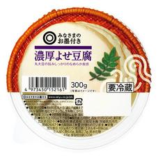 みなさまのお墨付き 濃厚よせ豆腐 95円(税抜)