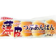 山崎 薄皮 つぶあんぱん 108円(税抜)