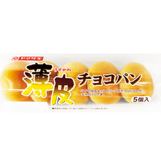 山崎 薄皮 チョコパン 108円(税抜)