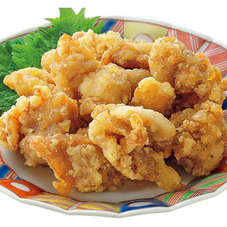 若鶏もも竜田揚(宮島醤油仕立て)中 148円(税抜)