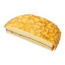 クレープケーキ(チョコチップ入りバナナクリーム) 5ポイントプレゼント