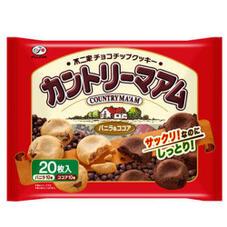 カントリーマアム 188円(税抜)