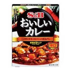 SBなっとくのおいしいカレー 辛口 5ポイントプレゼント
