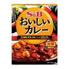 SBなっとくのおいしいカレー 大辛 5ポイントプレゼント