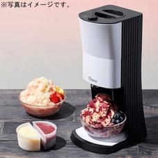 電動かき氷器 4,980円(税抜)