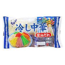 冷やし中華醤油だれ 168円(税抜)