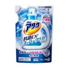 アタック抗菌EXクリアジェル詰替 188円(税抜)