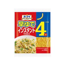 早ゆでインスタントマカロニ 88円(税抜)