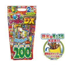 てもちがいっぱい デラックス 手持ち花火 1,980円(税抜)