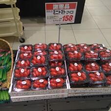 ミニトマト(アイコ) 158円(税抜)