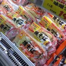 マルちゃん・焼きそば 126円(税抜)