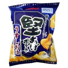 堅あげポテト 68円