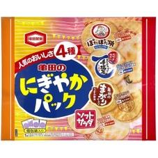 亀田のにぎやかパック 178円