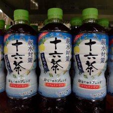 脱水対策十六茶 78円(税抜)