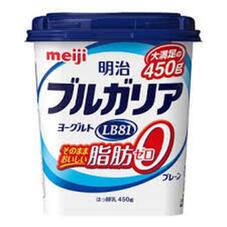 ブルガリアヨーグルト(プレーン・脂肪0) 118円(税抜)