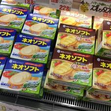 ネオソフト.ネオソフトコクのあるバター風味 198円(税抜)