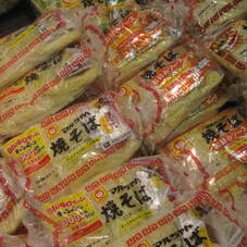 焼そば各種 137円(税抜)