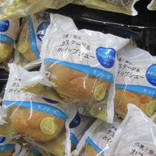 牛乳と卵のカスタード&ホイップシュー 77円(税抜)