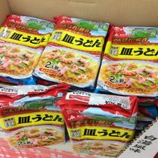 皿うどん 158円(税抜)