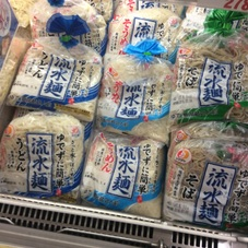 流水麺 158円(税抜)