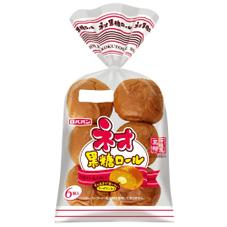 ネオ黒糖ロール 158円(税抜)