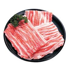 豚ばらスライス 200円(税抜)