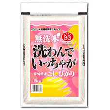 新米コシヒカリ無洗米(30年度産) 1,880円(税抜)