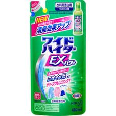 ワイドハイターEXパワー つめかえ用 168円(税抜)