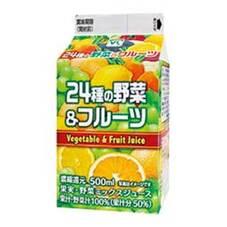 24種の野菜&フルーツ 108円
