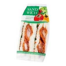 チキン南蛮サンド 216円