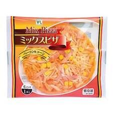 ミックスピザ(ベーコン&コーン) 108円