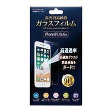 ガラスフィルムiPhone8/7/6S/6用 108円
