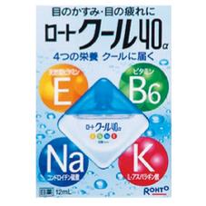 ロートクール40α 198円(税抜)