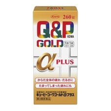 Q&Pゴールドαプラス 4,580円(税抜)