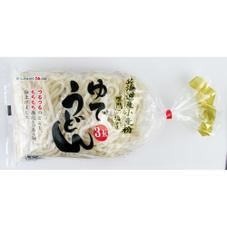 北海道産小麦粉使用 3玉ゆでうどん 78円(税抜)