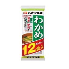 即席生みそ汁 わかめ 88円(税抜)