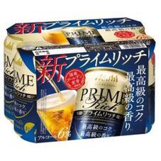 クリアアサヒ プライムリッチ350mlx6缶 598円(税抜)