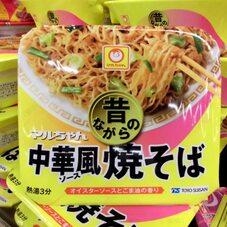 昔ながらの中華風ソース焼きそば 118円(税抜)