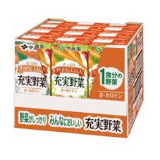 充実野菜 緑黄色野菜ミックス 697円(税抜)