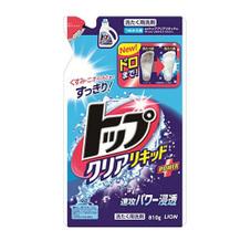 トップクリアリキッド詰替 157円(税抜)