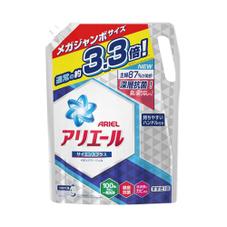 アリエール ジェル つめかえ用 メガジャンボ 2.4kg 洗濯洗剤 748円
