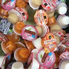 カップデザート 各種 58円(税抜)
