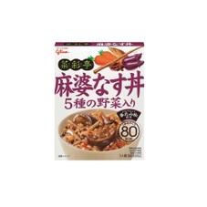 菜彩亭 麻婆なす丼 88円(税抜)