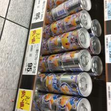 朝からフルーツ缶 95円(税抜)