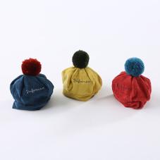 ペットコーデュロイベレー帽 300円(税抜)