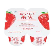 おいしく果実ヨーグルト 138円(税抜)