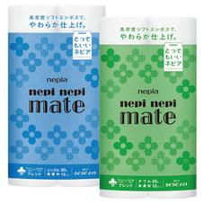 ネピネピメイト(シングル・ダブル) 287円(税抜)