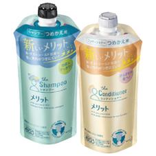 メリットシャンプー・コンディショナー詰替 247円(税抜)