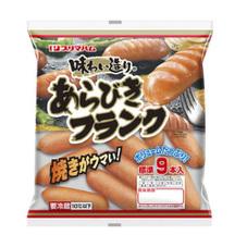 味わい造りあらびきフランク 197円(税抜)