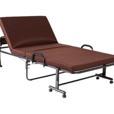低反発高脚折り畳みベッド 14,800円(税抜)